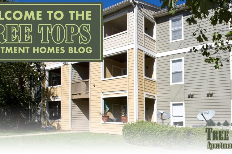 Welcome to the Tree Tops Apartment Homes Blog