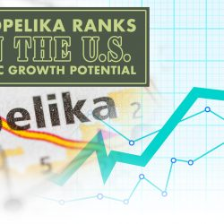 Opelika Ranks 5th in the U.S. for Economic Growth Potential