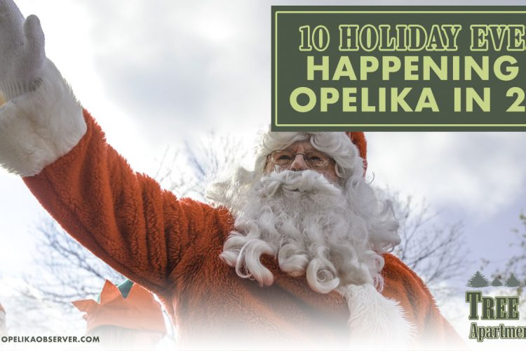 10 Holiday Events Happening in Opelika in 2019