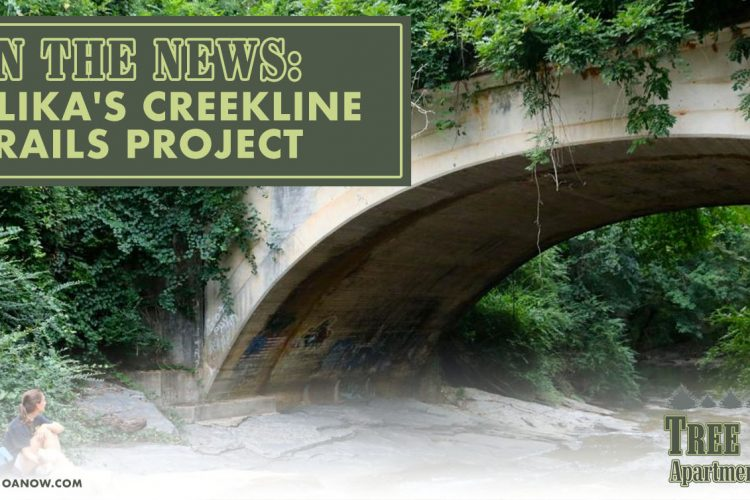 In the News: Opelika's Creekline Trails Project