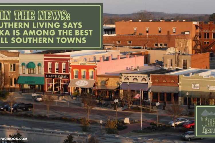 In the News: Southern Living Says Opelika Is Among the Best Small Southern Towns