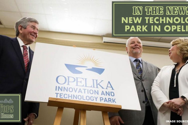 In the News: New Technology Park in Opelika