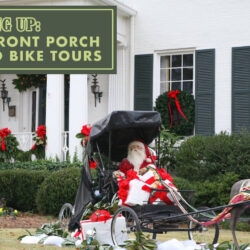 Victorian Front Porch Driving and Bike Tours