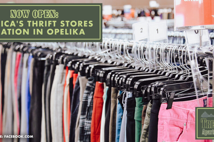 Now Open: America's Thrift Stores Location in Opelika